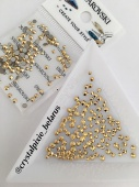Mix Swarovski (Gold) №2